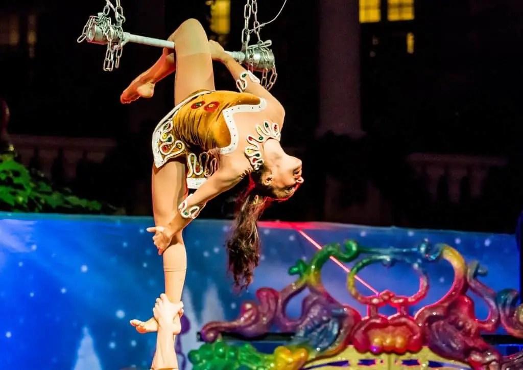 Aller au cirque pour vivre des émotions fortes