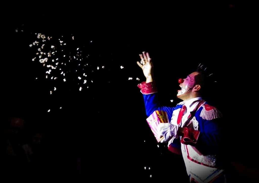 Le clown, un numéro qui motive les enfants à aller au cirque