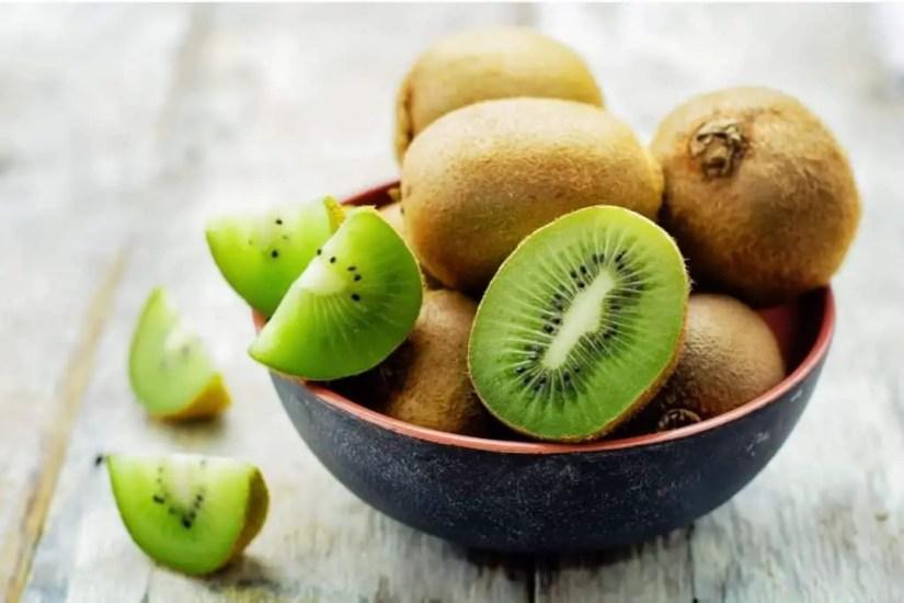 Les kiwis, une source de vitamine C excellente pendant la grossesse
