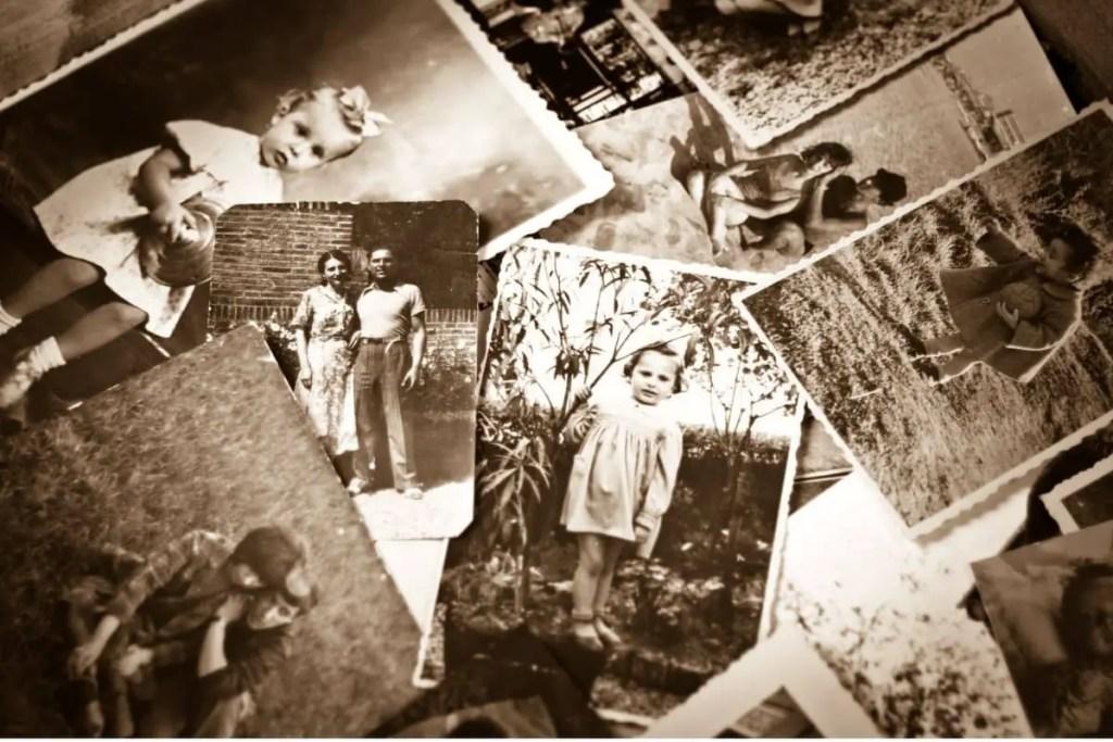 Les albums photos, un outil efficace pour transmettre l'histoire familiale