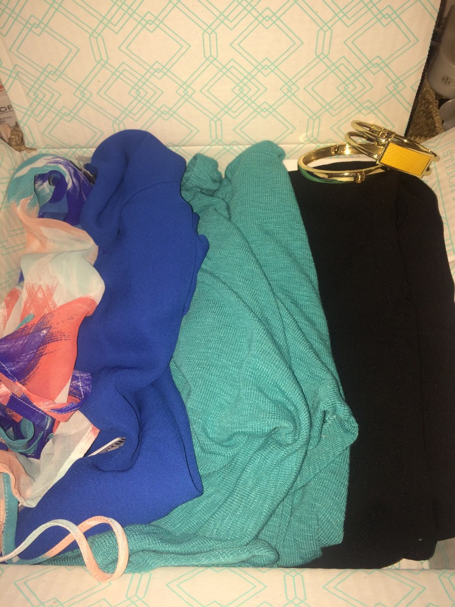 Stitch Fix Review April 2015  petite girls need clothes too
