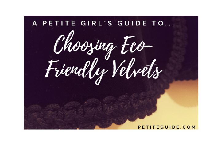 Choose Eco-Friendly Velvets