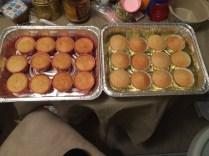 naked cupcakes