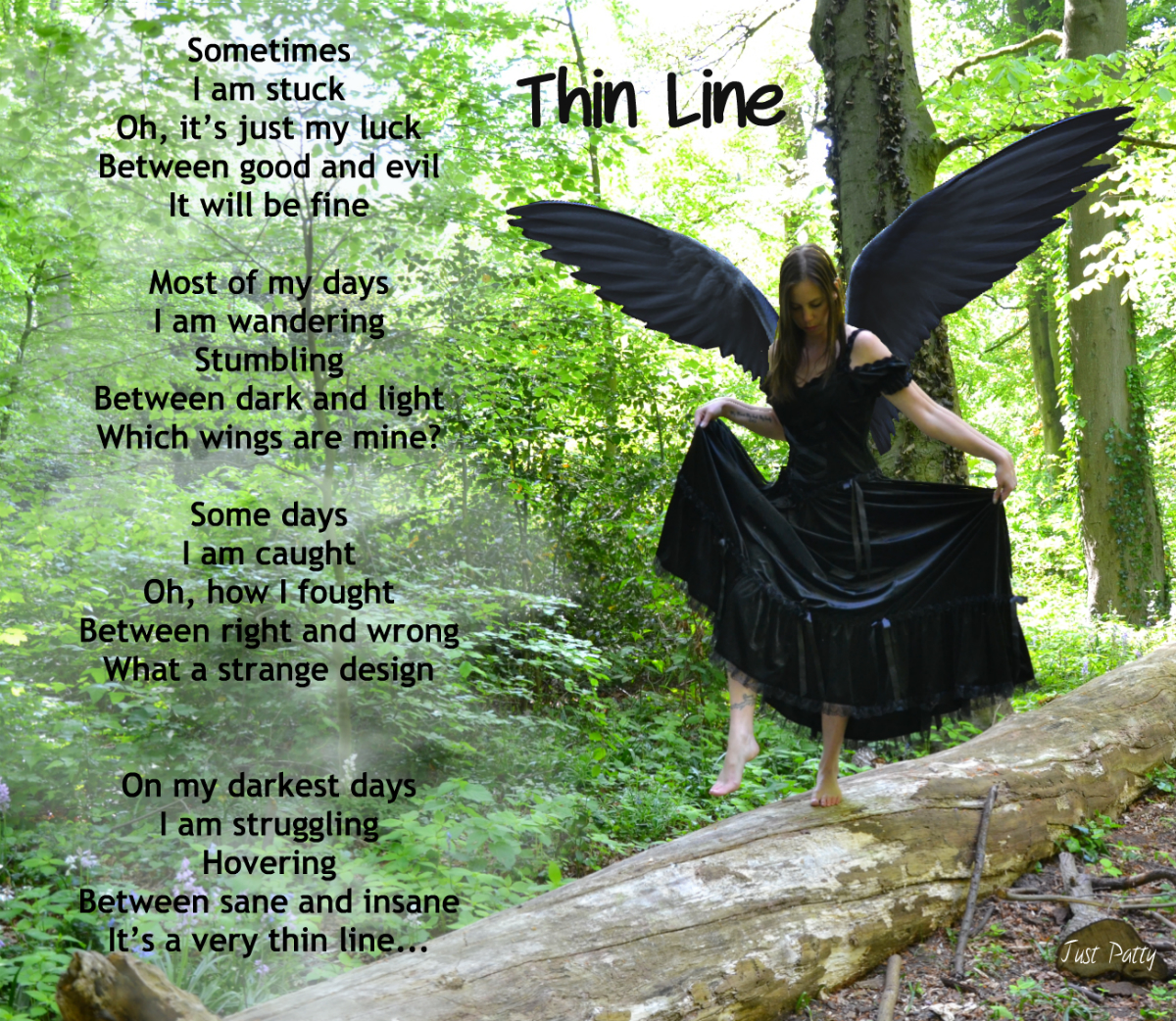 Poetry For Today Thin Line