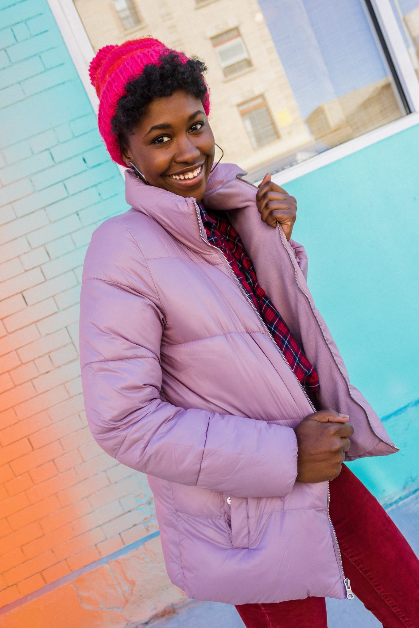 Getting Cozy For the Holiday Season With Old Navy