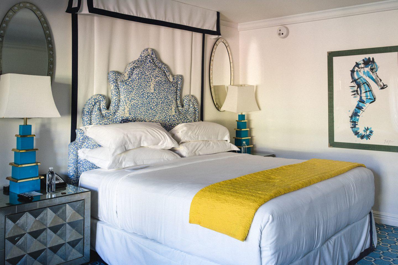 Eau Palm Beach Resort Bedroom