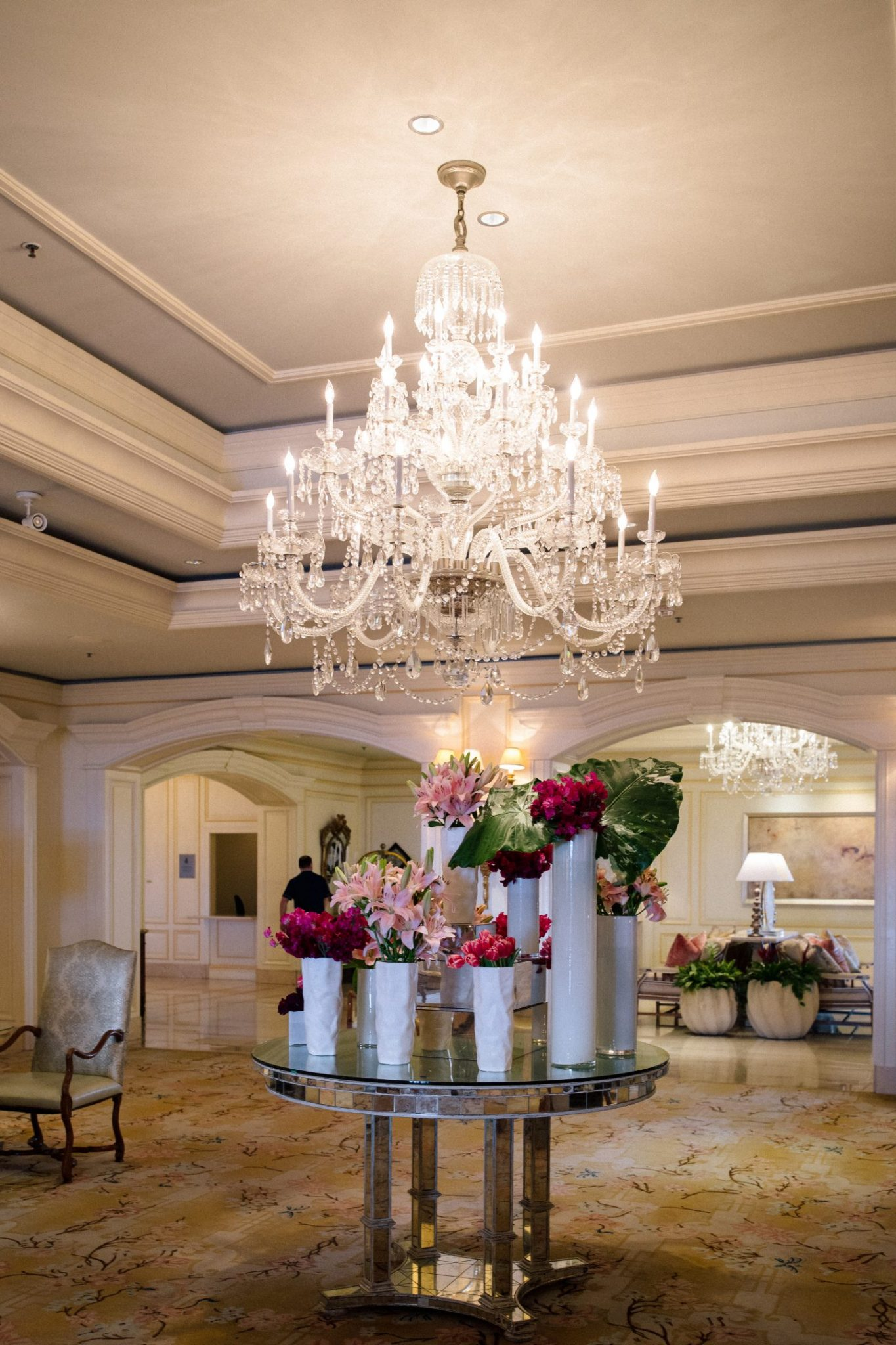 Eau Palm Beach Resort Lobby