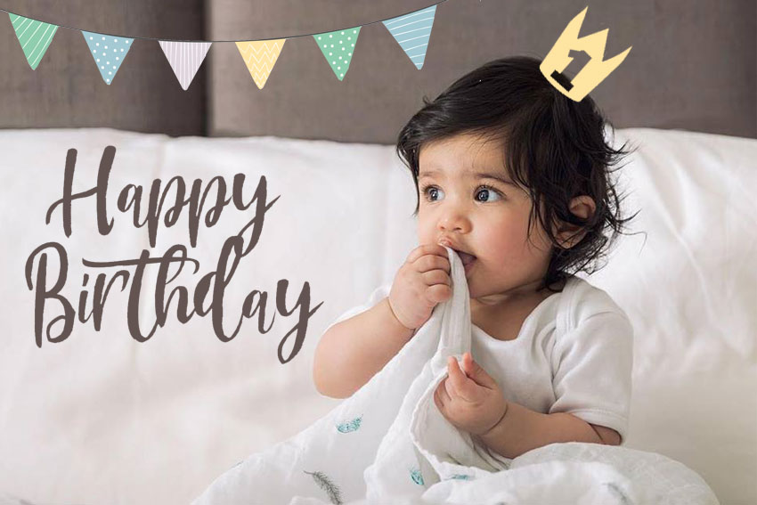 Happy 1st Birthday Petite Piccolo