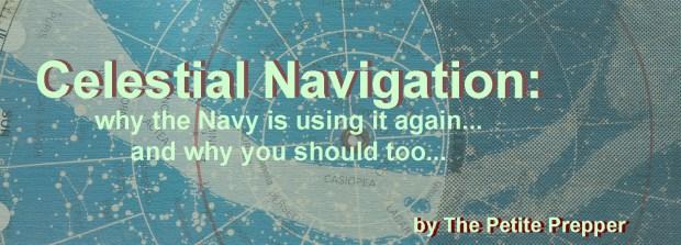 Celestial Navigation Header