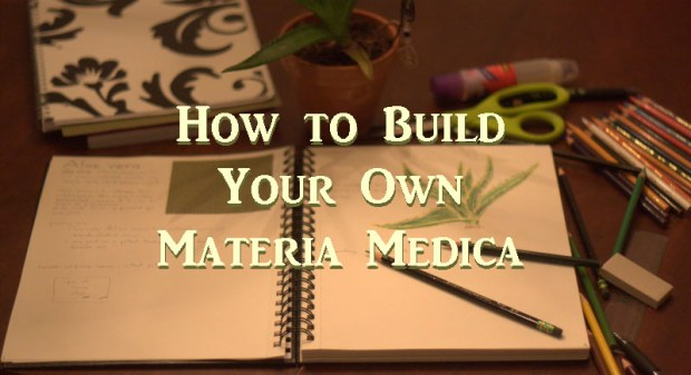 Materia Medica Header