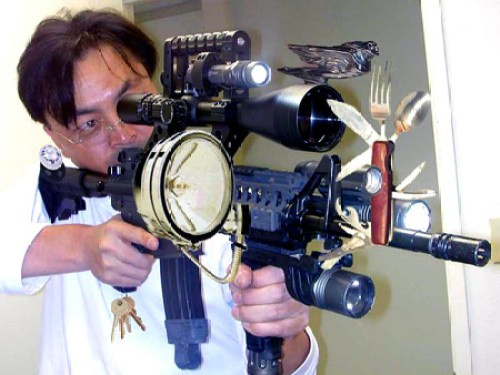 Source: http://www.techeblog.com/index.php/tech-gadget/ultimate-machine-gun-has-everything-you-don-t-need