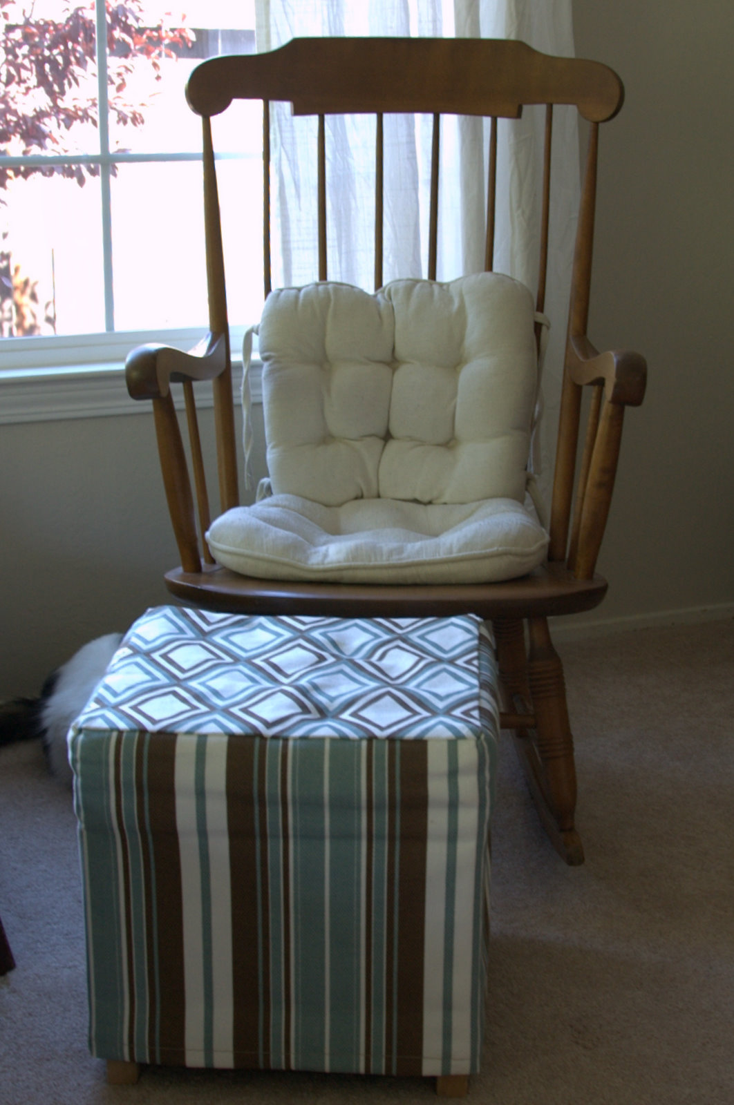 Craigslist Rocking Chair Rocking Chair Do Over Petite Republic