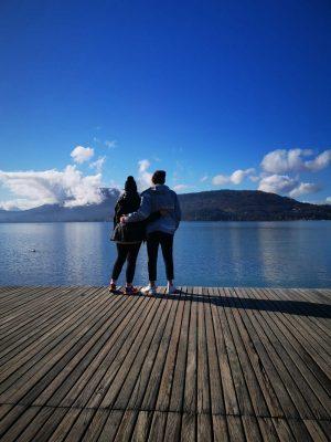 johanna et gabriel annecy voyage