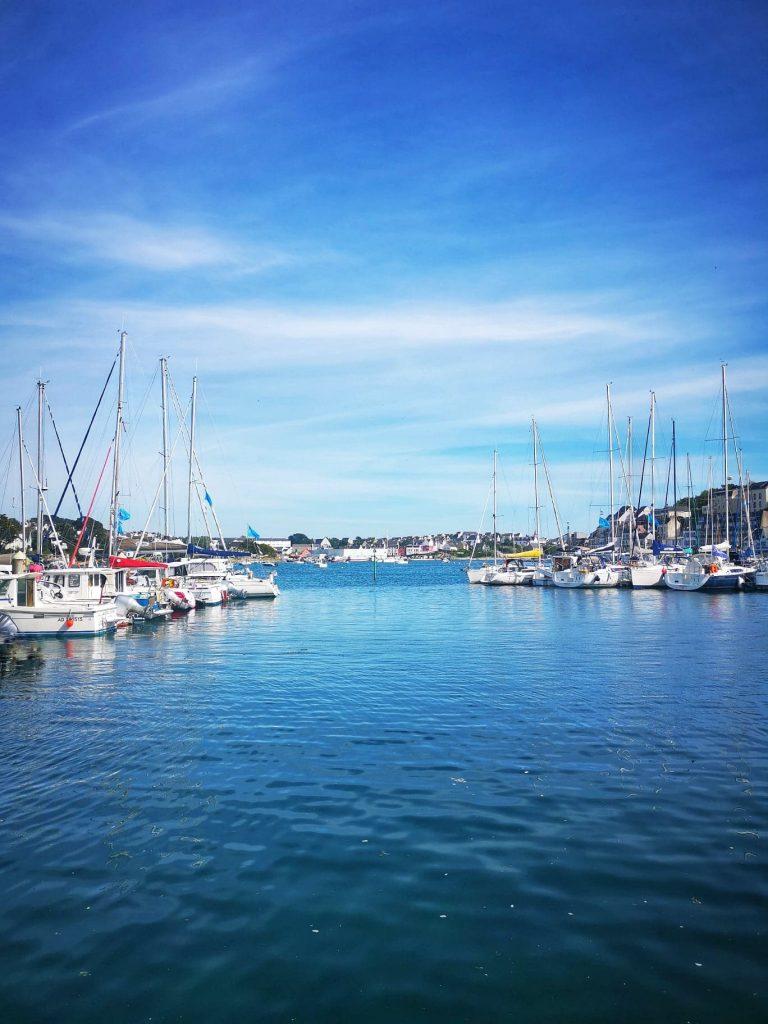 port audierne bateaux