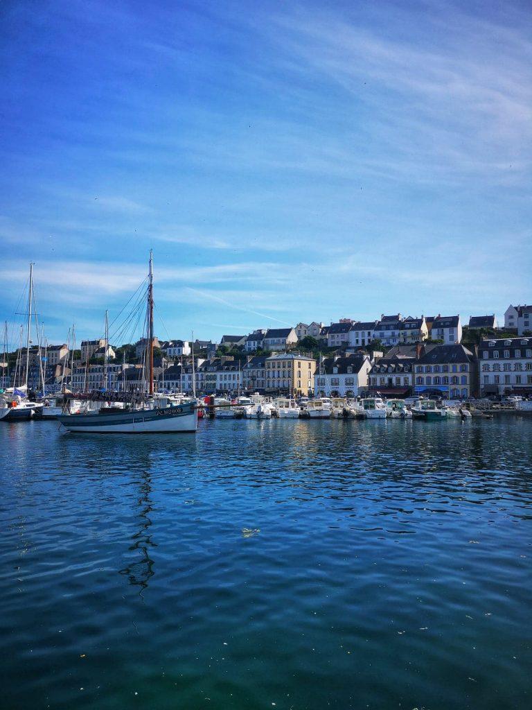 port audierne Bretagne