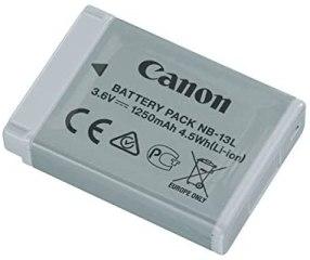 batterie canon G7X