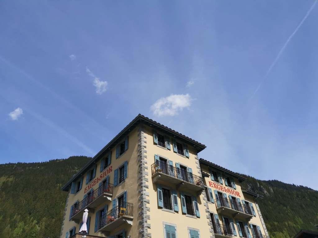 hotel best western excelsior week-end à chamonix