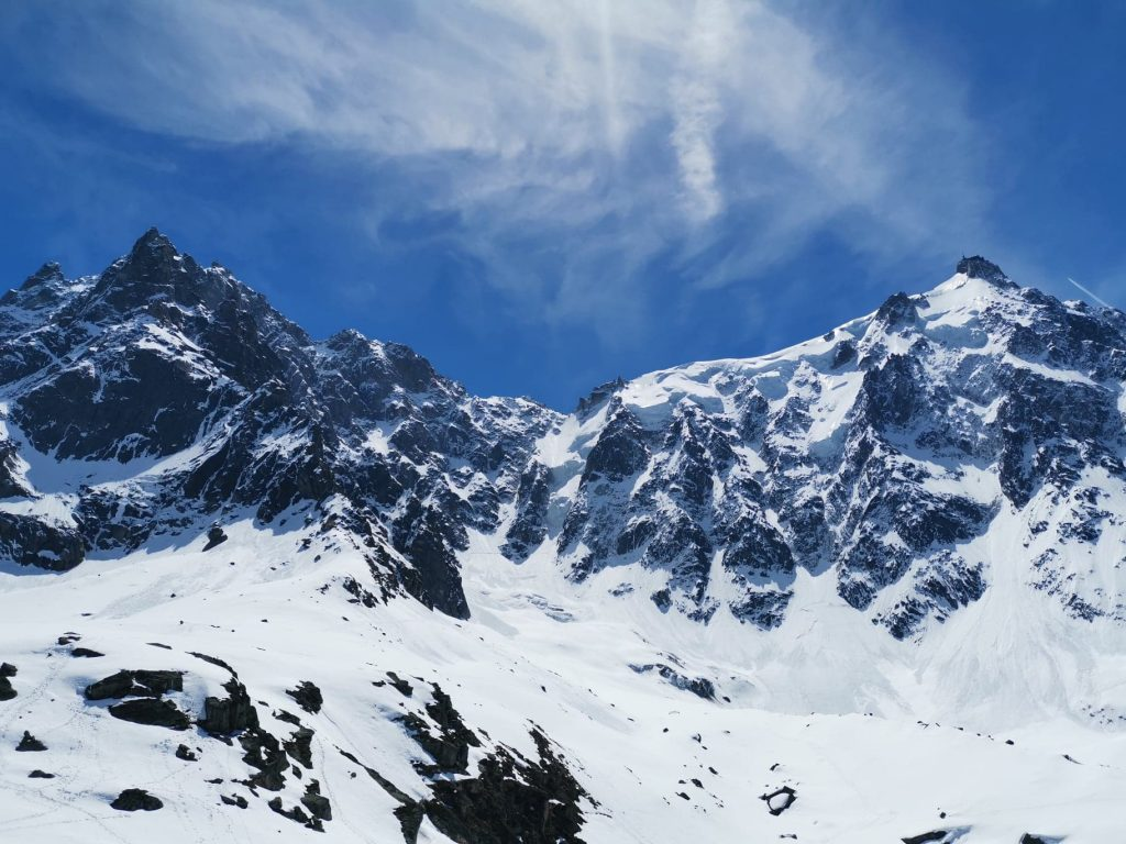 montagne mont blanc chamonix