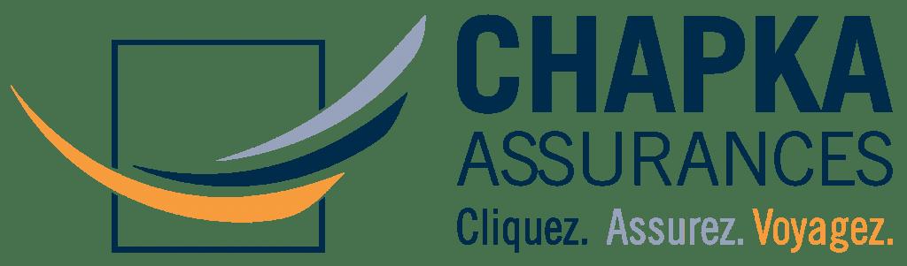 chapka assurances logo assurance voyage