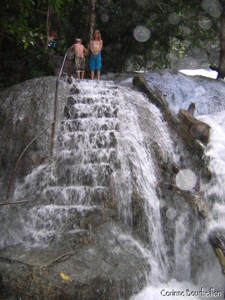 Saluopa Waterfall 2