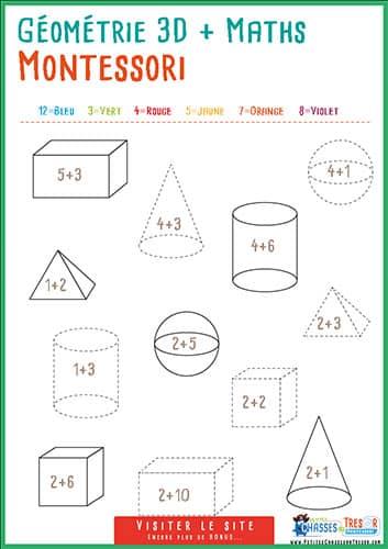 Activité éducative pour les enfants pour apprendre à compter