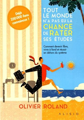 Olivier roland et son livre