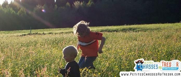 Developper les capacités de l'enfants avec plaisir
