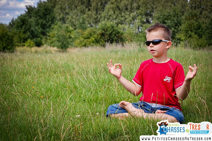 Pratiquer la méditation avec ses enfants