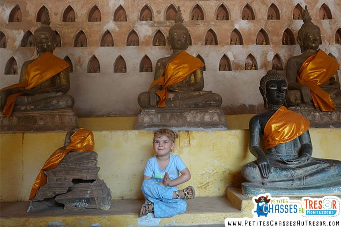 Les bienfaits de la méditation pour les enfants
