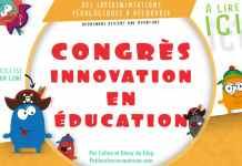 congrès innovation en éducation montpellier