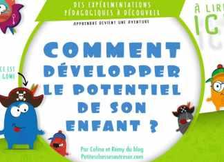 Comment développer le potentiel des enfants