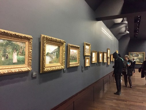 The galleries are magnificent, with brilliant, unique collections.