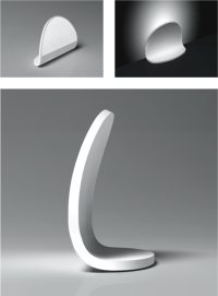 Akebono Room Lamp Concepts | petitinvention