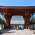 世界で最も美しい駅14選に選ばれた金沢駅を訪れてみた【オススメ金沢土産】