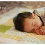 赤ちゃんの予防接種前後(翌日)のベビーマッサージはいいの?