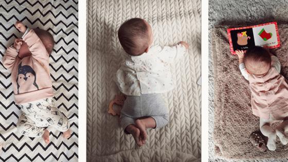 Comment et pourquoi la MOTRICITE LIBRE aide bébé à grandir ?