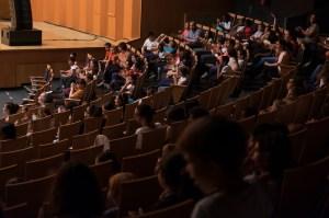 public de Pierre et le loup auditorium de lyon