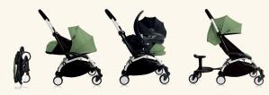 poussette voyage bébé