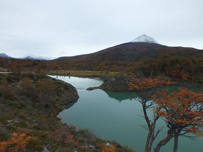 Patagonie Lac