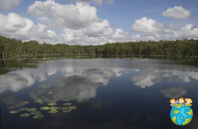 Lac du Territory Wildlife Park