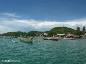Lombok Gerupuk, Petits Globetrotteurs