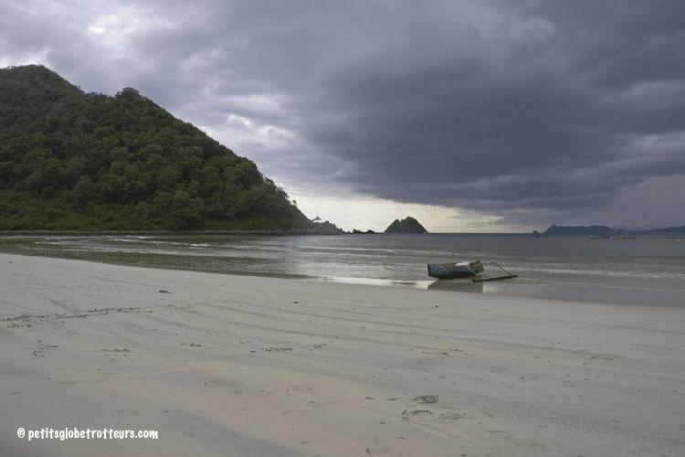 Lombok avec enfant Petits Globetrotteurs