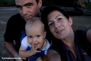 Bako National Park avec enfant