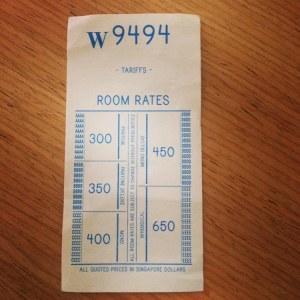 Wanderlust Hotel Room Rates