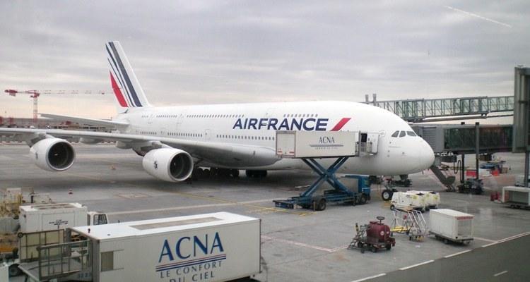 dépose-bagage express Air France