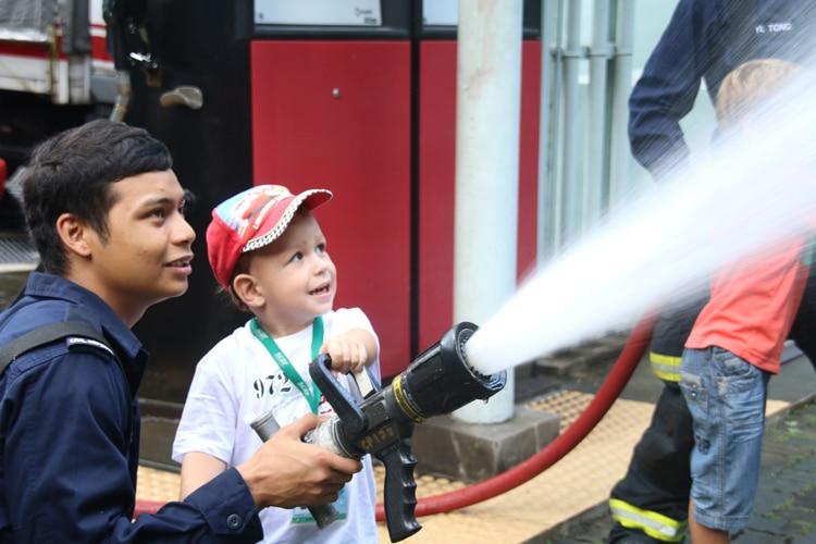Casernes pompiers