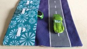 Pochette circuit voyage pour enfant