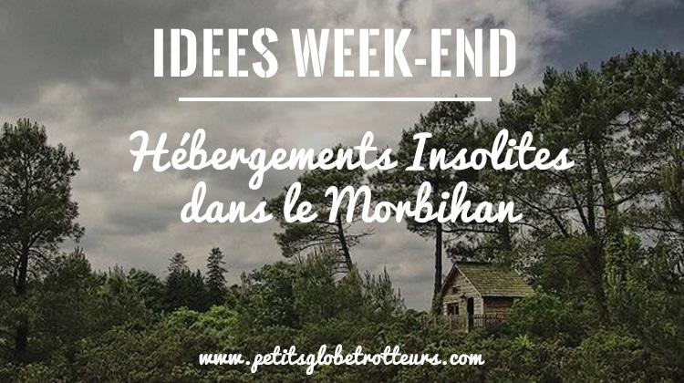 hébergements insolites dans le Morbihan