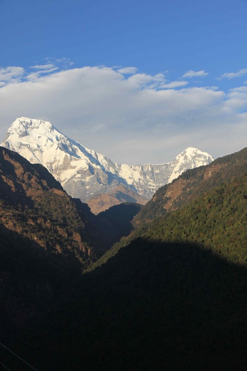 Nepal en famille Ulleri