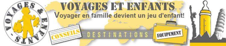 Voyages & enfants